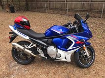 2008 Suzuki GSX650F in Warner Robins, Georgia