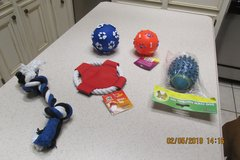 5 NEW Doggie Toys in Kingwood, Texas