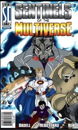 Sentinels of the Multiverse Board Game in Beaufort, South Carolina