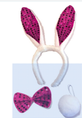 Bunny Rabbit Costume Kit for Kids Adult in Fort Campbell, Kentucky