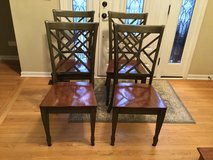 Set of 4 Chairs in Naperville, Illinois