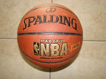 Spaulding Max Grip Basketball in Camp Pendleton, California