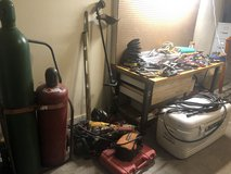 Tools: Oxy-acetylene, power tools, hand tools and much more! in Leesville, Louisiana