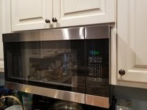 Microwave - above stove in Naperville, Illinois