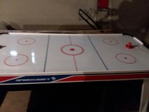 ping pong air hockey table in Clarksville, Tennessee