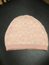 Pink Coach Hat in Chicago, Illinois