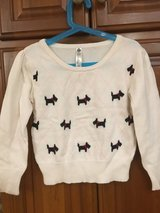 Cute Girl Sweater 5T in Chicago, Illinois