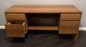 Credenza with File Drawers and Shelf in Wheaton, Illinois