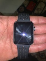 Apple Watch Erie's 3 Nike+ cellular in 29 Palms, California