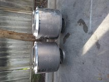 FIRE PITS (STAINLESS STEEL) in Miramar, California