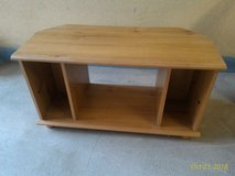 Nice Solid Wood TV Stand in Ramstein, Germany