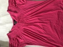 A cute pink blouse size small in Camp Pendleton, California