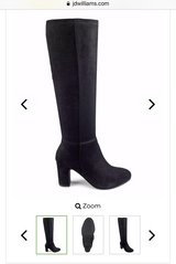 JD Williams Knee High Boots, Black, sz 9 NIB in Fort Campbell, Kentucky