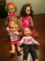MY LIFE dolls and accessories in Fort Leonard Wood, Missouri