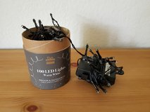 NEW, Never Used 100 Led Lights  Battery Included in Ramstein, Germany