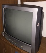 JVC color TV in Ramstein, Germany