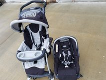 Carseat  and stroller in Fort Leonard Wood, Missouri