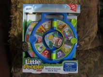 NEW IN BOX LITTLE PEOPLE WORLD OF ANIMALS SEE & SAY in Cleveland, Texas