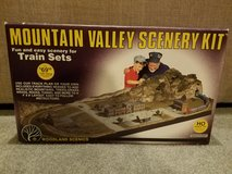 Model Train HO scale 1:87 Mountain Scenery Kit in Chicago, Illinois