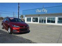 2017 CHEVROLET CRUZE LT RS PACKAGE in Camp Lejeune, North Carolina