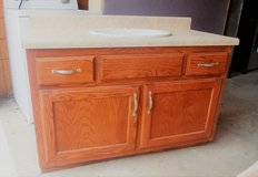 Bathroom Vanity Cabinet in Fort Leonard Wood, Missouri