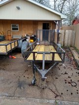 Utiluity Trailer   4' x 12'' in Baytown, Texas