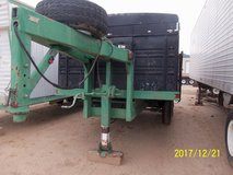 Gooseneck Dump Trailer 16' in Alamogordo, New Mexico