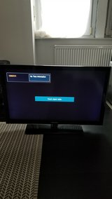 40 inch Samsung TV DUAL voltage in Ramstein, Germany