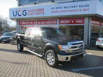 2013 FORD F-150 XLT CREW CAB 4×4 in Ramstein, Germany