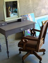 circa 1880's oak dressing table in Cherry Point, North Carolina