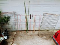 Gardening stakes & cages in Kingwood, Texas