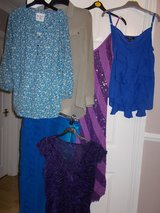 Ladies Tops size 10 Bundle Tops Dress skirt New Look Tu Wallis Cutie F&F in Lakenheath, UK