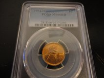 1954d pcgs ms66rd in Fort Campbell, Kentucky