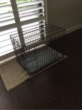dog cage in Travis AFB, California