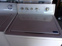 Kitchen Aid Heavy Duty Super Capacity Plus Washer in Fort Riley, Kansas