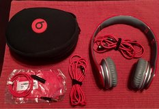 Beats by Dre Solo HD Red in Fort Leonard Wood, Missouri