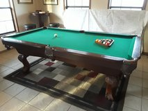 Pool Table in Huntsville, Texas