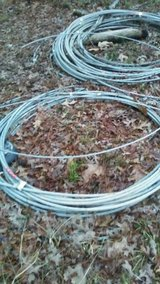 guy-wire cable..2 diff gauges in Leesville, Louisiana