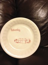 Traverso's Restaurant Plate Mayer 1989 in Glendale Heights, Illinois