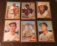 1962 Rookie Cards in Bolingbrook, Illinois