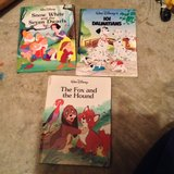 Disney Classics Books lot in Byron, Georgia