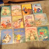 little golden book lot in Warner Robins, Georgia