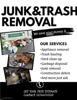 TODAY TRASH&JUNK REMOVAL SERVICE &FREE ESTIMATE in Ramstein, Germany