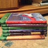 Magic treehouse book lot in Warner Robins, Georgia