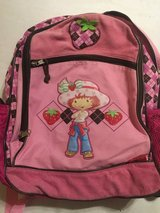 Strawberry Shortcake backpack in Fort Campbell, Kentucky