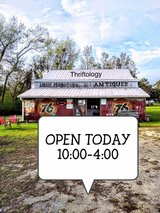 Thriftology in the barn! in Cherry Point, North Carolina