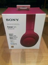 Sony MDR-100ABN pink bt anc headphones in Ramstein, Germany