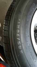 Ford F-150 tires and rims. take offs in Camp Pendleton, California