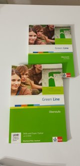 Green Line English Skills and Exam Trainer mit CD, ISBN 9783125940192 in Ramstein, Germany