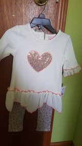 Little lass outfit new in New Lenox, Illinois